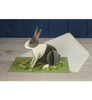 Popout Rabbit|Art Angels