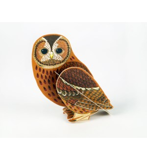 Popout Tawny Owl|Art Angels