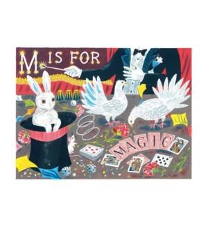 M is for Magic|Art Angels