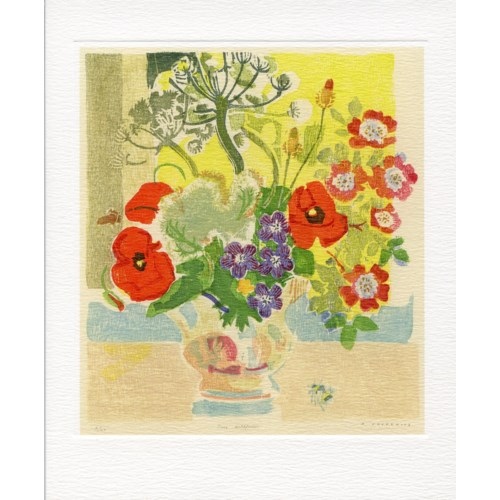 June Wildflowers|Art Angels