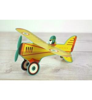 Plane 6x8.5|Art Angels