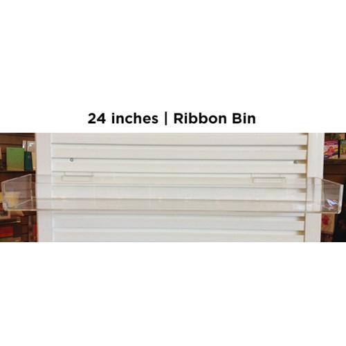 "24"" ribbon bin, holds 4 units of ribbon Acclaim Design"
