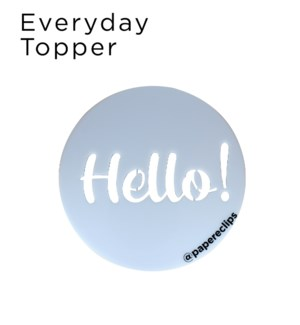 Edy Topper - $35 Value free with a minimum order of $200