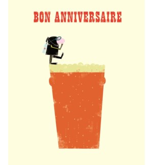 French Beer Diver 5.5x7|Z