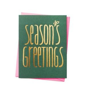 Sprig Season'S Greetings