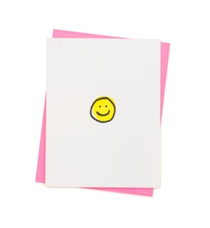 Happy Face Letterpress|Ashkahn