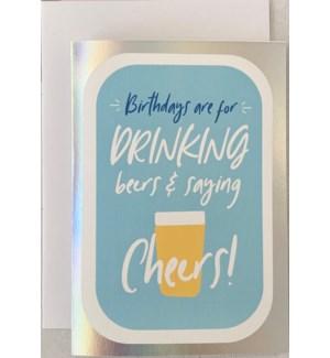 Drinking Beers|Always Sparkle
