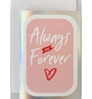 Always and Forever|Always Sparkle