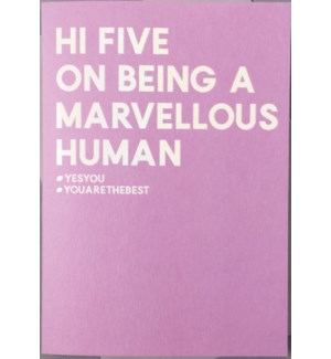 Marvellous Human|Always Sparkle