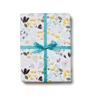 April Bouquet roll - 3 sheets