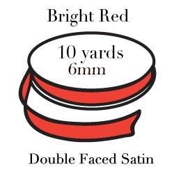 Bright Red Quarter Inch|Pohli