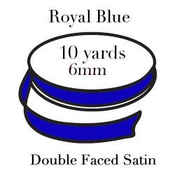 Royal Blue Quarter Inch|Pohli