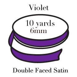 RIBBON-Violet Quarter Inch|Pohli