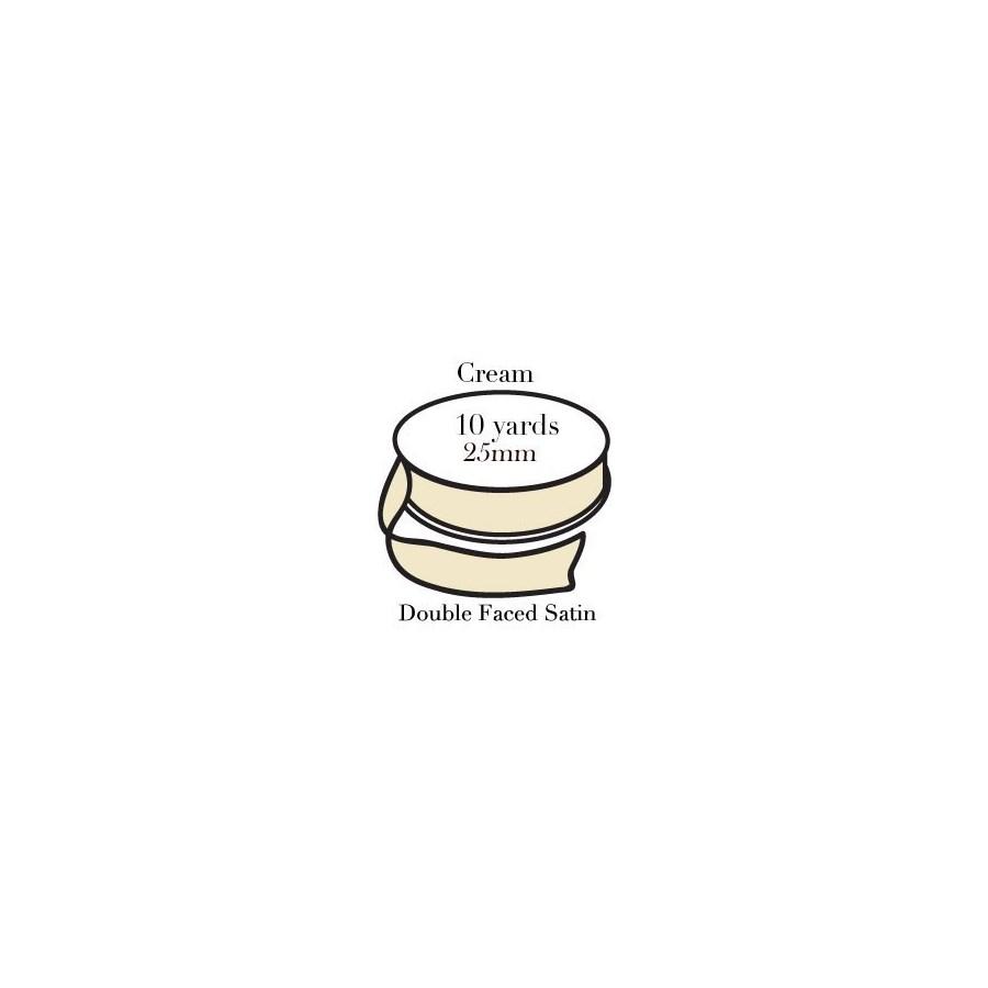 Cream One Inch Pohli