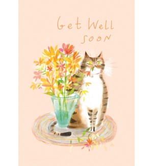 Get Well Soon 5x7|Art Press