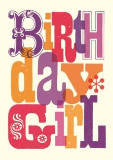 Birthday Girl|Art Press