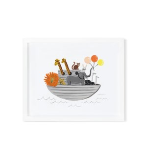 Noah's Ark (11x14)