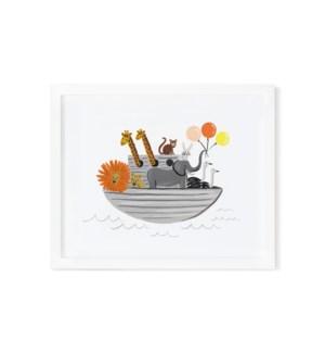 Noah's Ark (8x10)