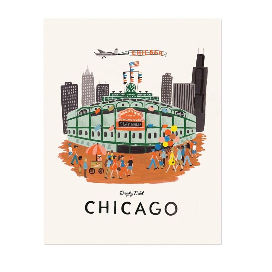 Chicago Print (11x14)