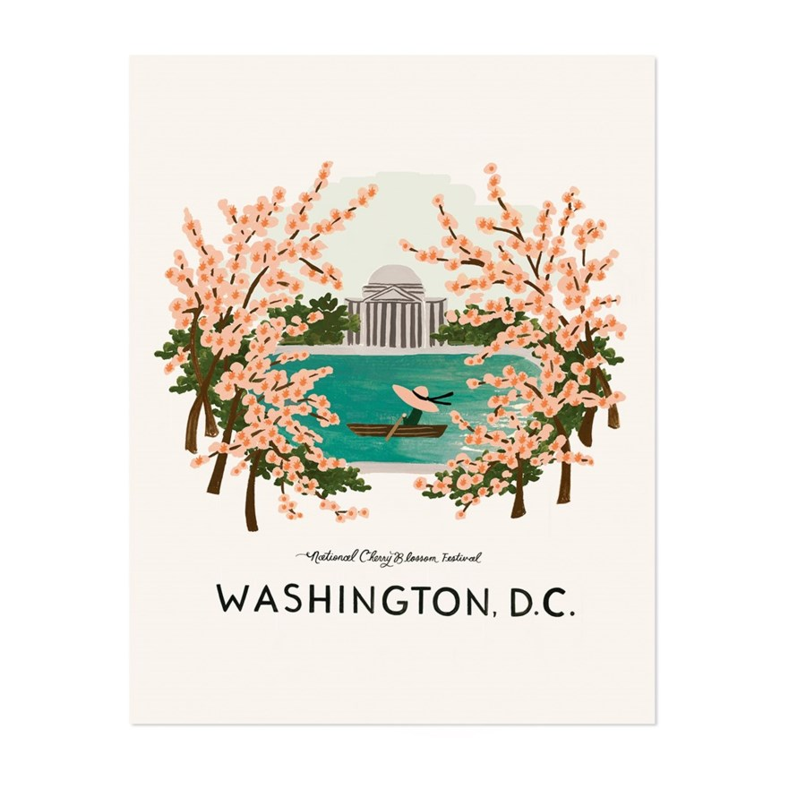 Washington, D.C. Print (8x10)