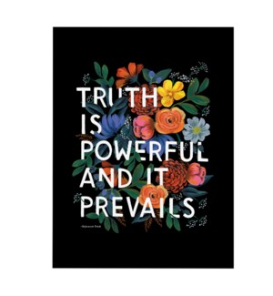 Truth Quote (16x20)