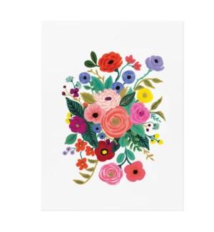 Juliet Rose Bouquet (16x20)