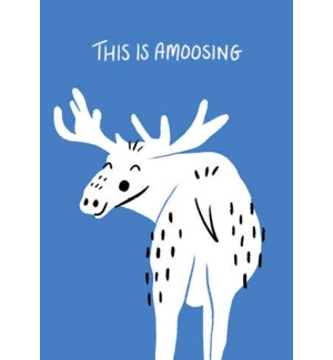 This Is Amoosing|Art Press