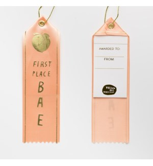 Award Ribbon Note - First Place BAE