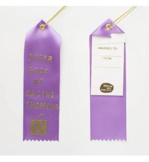 Award Ribbon Note - Super Online Shopper