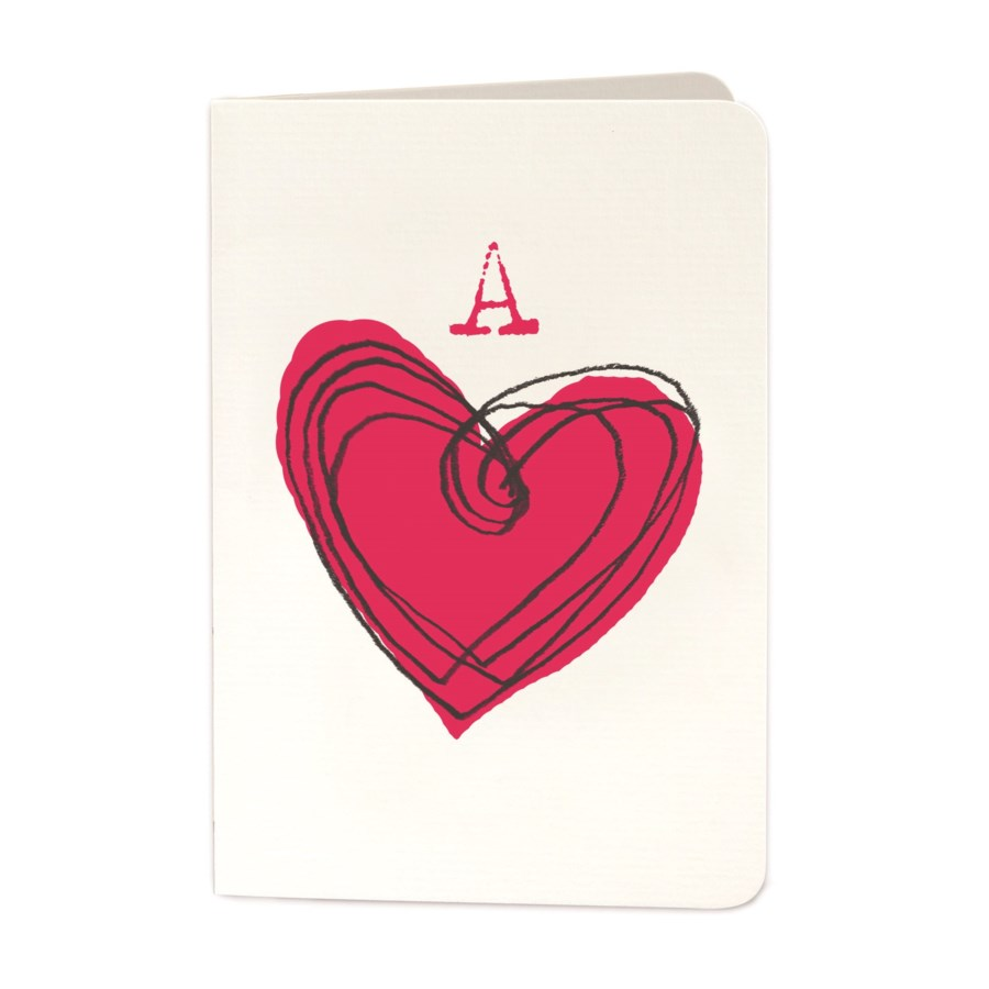 Ace of Hearts Scribble|Archivist