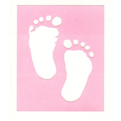 Pink Feet 5x6|Archivist
