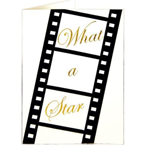 What a Star 5x7|Archivist