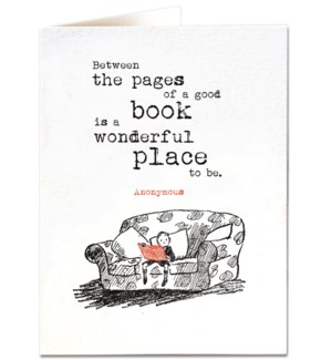 Between the Pages|Archivist