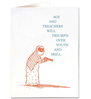 Age and Treachery|Archivist