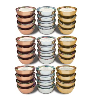 Triple Wick Candle Pre-Pack Assortment