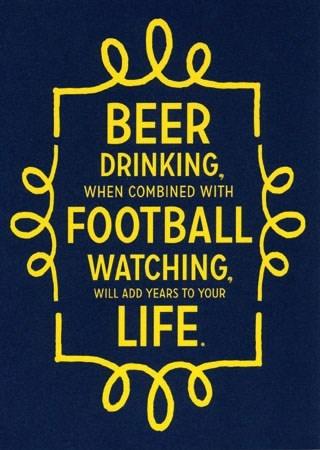 Beer & Football|A Smyth