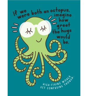 Octopus Hugs|Amy Smyth