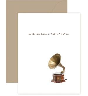 Gramophone|A Smyth