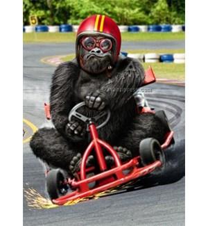 French Gorilla Go Kart|Z