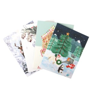 Christmas Boxed Card Assort