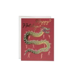 Holiday Dragon boxed