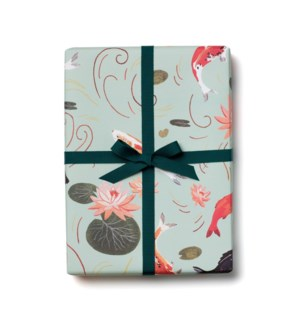 Koi Fish roll - 3 sheets