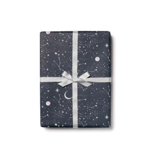 Moon and Stars roll - 3 sheets