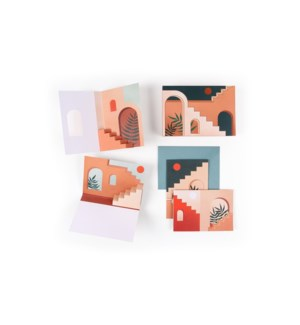 Staircases & Archways-Boxed Notes