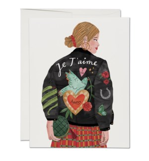 Je T'aime Jacket boxed