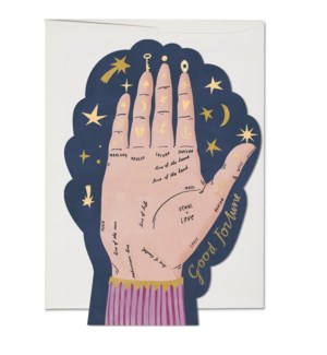 Palm Reading boxed