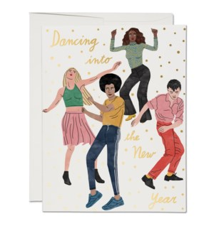 Dancing into the New Year boxed