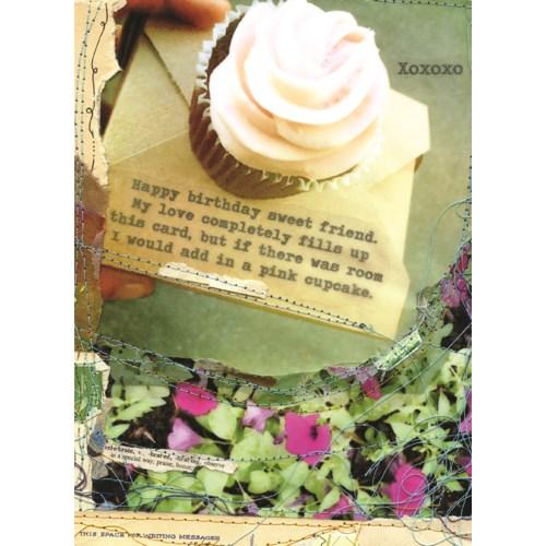 Pink Cupcake|Calypso