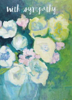 Peonies And Roses 5x7|Calypso