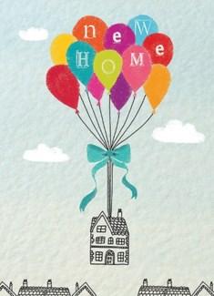 New Home Balloons 5x7 Calypso